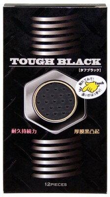 TOUGH BLACK タフブラック 12個入り