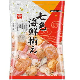 三河屋製菓 七色海鮮揃え 145g×20個×2セット
