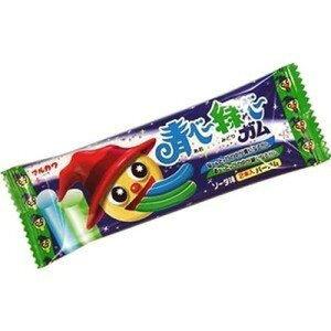 丸川製菓 あおべーミドリベーガム×20個 /駄菓子/子供会/お祭り/景品/