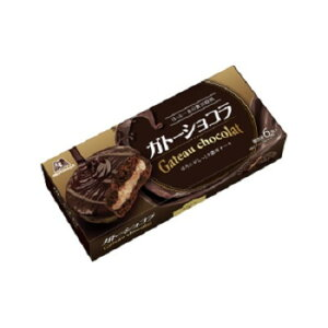 森永製菓 ガトーショコラ 6個入×30個