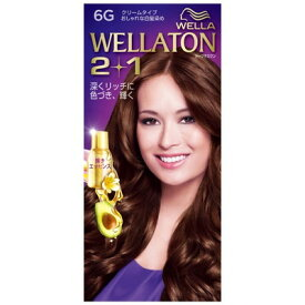 P&G ウエラトーン2+1 クリームタイプ 6G 1組×24個 【送料無料】