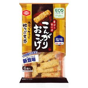 亀田製菓 こんがりおこげ 100g×12個