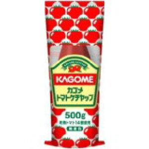 カゴメ トマトケチャップ 500g×20個 【送料無料】