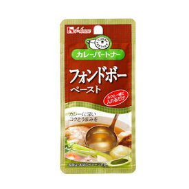 ハウス食品 カレーパートナーフォンドボーペースト ×80個【送料無料】