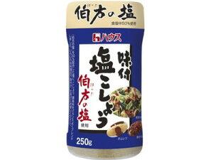 ハウス食品 味付塩こしょう伯方の塩250g ×40個【送料無料】