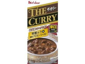 ハウス食品 ザ・カリー辛口140g ×80個【送料無料】