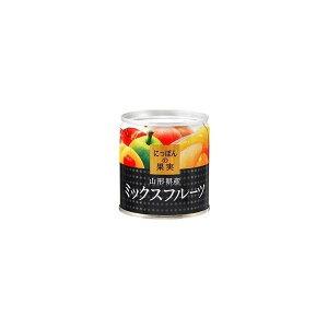 K&Kにっぽんの果実山形県産ミックスフルーツ 195g×12個
