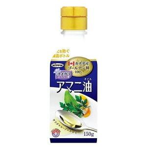 日本製粉 アマニ油(オイル) 150g ×6個×2セット