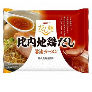国分 比内地鶏だし醤油ラーメン(袋)101g ×10個 /比内地鶏ガラ /北海道産小麦粉 /生麺