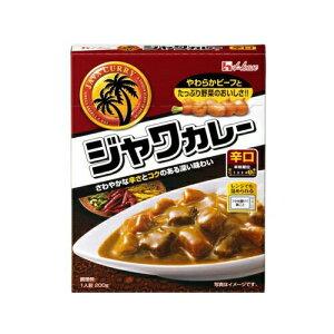 ハウス食品 ジャワカレー 辛口 200g×10個