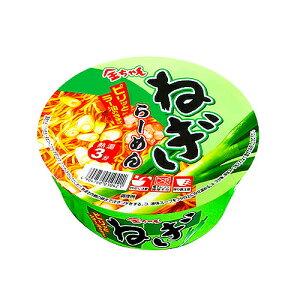 徳島製粉 金ちゃんねぎらーめん 106g ×24個(2ケース) /ラー油のピリ辛 /白ねぎ /魚介スープ /豚肉、えび入り