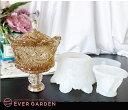 宝石箱 土台付 シリコンモールド レジン アロマストーン 手作り 石鹸 キャンドル 樹脂 粘土 オルゴナイト 型 抜き型