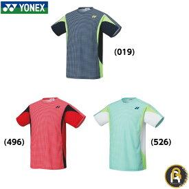 10/30まで!激安!【ポスト投函送料無料】ヨネックス YONEX ウエア ユニゲームシャツ 10356 バドミントン ソフトテニス