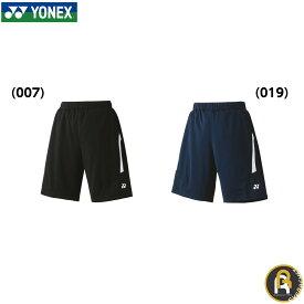 【ポスト投函送料無料】ヨネックス YONEX ウエア ジュニアハーフパンツ 15088J バドミントン ソフトテニス