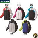 ヨネックス YONEX ウエア ユニウィンドウォーマーシャツ 70069 バドミントン ソフトテニス