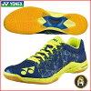 尤尼克斯YONEX羽毛球鞋羽毛球鞋3E设计低切功率靠垫空气RAS 2人POWER CUSHION AERUS 2 MEN SHBA2M深蓝(019)