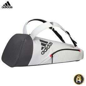 adidas アディダス バドミントン バッグ スタイル ラケットバッグ 6本入り BG940211