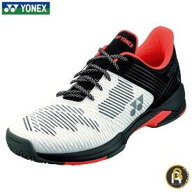 【在庫限り40%OFF】YONEX テニスシューズ パワークッションソニケージ2MGC SHTS2MGC ソフトテニス