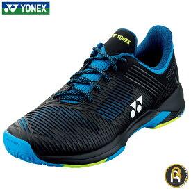 YONEX テニスシューズ パワークッションソニケージ2ワイドGC SHTS2WGC ソフトテニス