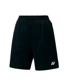YONEX ヨネックス バドミントン ソフトテニス テニス ウエア レディースニットストレッチハーフパンツ 25008