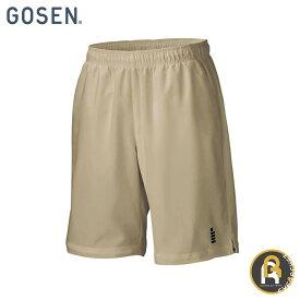 GOSEN ゴーセン バドミントン ソフトテニス ウエア ハーフパンツ PP1600