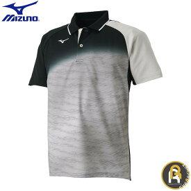 MIZUNO ミズノ バドミントン ソフトテニス ウエア ゲームシャツ 62JA850804