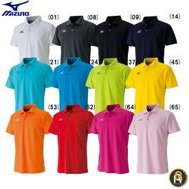 MIZUNO ミズノ バドミントン ソフトテニス テニス ウェア ゲームシャツ 62JA6010