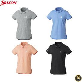 スリクソン SRIXON ウエア ポロシャツ SDP1922W ソフトテニス