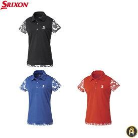 スリクソン SRIXON ウエア ポロシャツ SDP1928W ソフトテニス