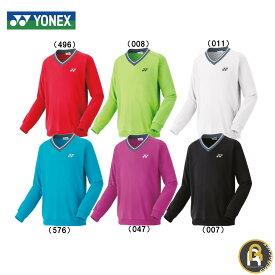 YONEX ヨネックス バドミントン テニス ソフトテニス ウエア トレーナー 32026