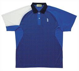 t1408 GOSEN GOSEN GOSEN羽球軟式網球遊戲襯衫服裝藍色M 20