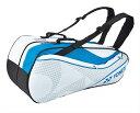 ヨネックス YONEX BAG1722R テニス バッグ ラケットバッグ6(リュック付き) ホワイト 16FW 05P0Oct16