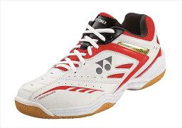 優乃克YONEX羽球羽球鞋功率靠墊640 POWER CUSHION 640 SHB-640白/紅(114)