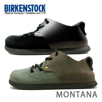 BIRKENSTOCK birukenshutokku Montana NL/VL蒙大拿舒服099863 099873細幅人分歧D