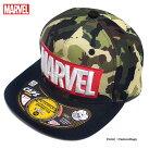 帽子マーベルMARVELスパイダーマンストリートキャップメンズキャップカモフラ迷彩刺繍ロゴ厚盛りダンスグッズ