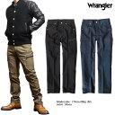 Wrangler ラングラー カーゴパンツ ボトムス メンズ パンツ ジッパー ポケット ワークウェア ワークパンツ ブラック 黒 ノータック オ…