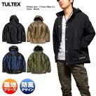 TULTEXジャケットアウタージャンパーメンズフリースジップアップブルゾン秋冬3Lアウトドア防寒暖かいウォーキング