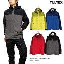 TULTEX マウンテンパーカー ジャケット メンズ アウター ブルゾン マンパー アウトドア 秋 冬 ブラック レッド グリーン ネイビー LL 3L