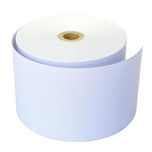 58mm幅用 58×80×12 紫 カラー感熱レジロール紙 【20巻】