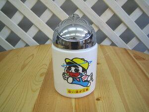 ドーム 灰皿 吸い過ぎ注意 フタ付灰皿 トラッシュ型 オモシロ 臭い 防ぐ 大容量