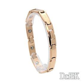 Dr.+BK ゲルマニウムブレスレット BT008VP ピンクゴールド [Bracelet]