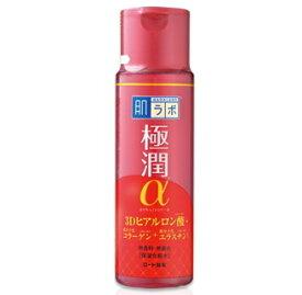 ロート製薬 肌ラボ 極潤αハリ化粧水170ml 本体(ハダラボ ヒアルロン酸)