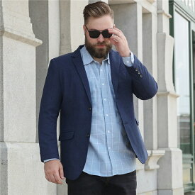 【2L/3L/4L/5L/6L/7L/8L/9L】メンズスーツ メンズジャケット 大きいサイズ スリムスーツ 男性用 ビジネススーツ 卒業式 紳士服 結婚式 フォーマル 服装 礼服 二次会 面接 就活 礼服 suit パーティー グレー ネイビー dg034l6l6t2