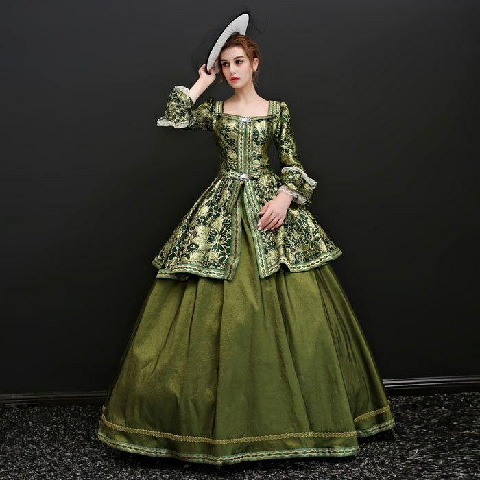 楽天市場】ドレス 中世ヨーロッパの通販