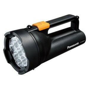 パナソニック LED懐中電灯(ブラック)335ルーメン LEDライト BF-BS05P-K