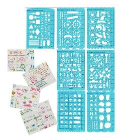 【Vanco / バンコ 】ノートブックテンプレート カードサイズ 全7種類 クリックポスト対応