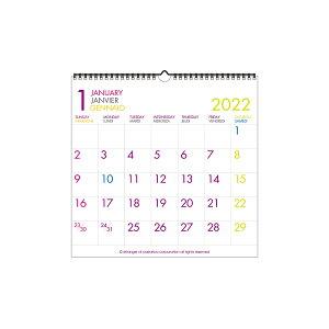 【etranger di costarica/エトランジェ ディ コスタリカ】2022年 カレンダー 壁掛け LP フーツラM 0102-CLS-A-01 ゆうパック出荷