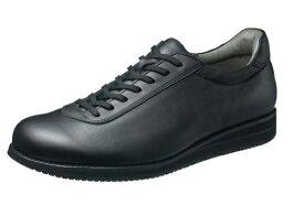 送料無料 ASAHI(アサヒ) MEDICALWALK 2944 メディカルウォーク オールブラック 膝の予防 メンズスニーカー 幅広3E ウォーキングシューズ 紳士靴