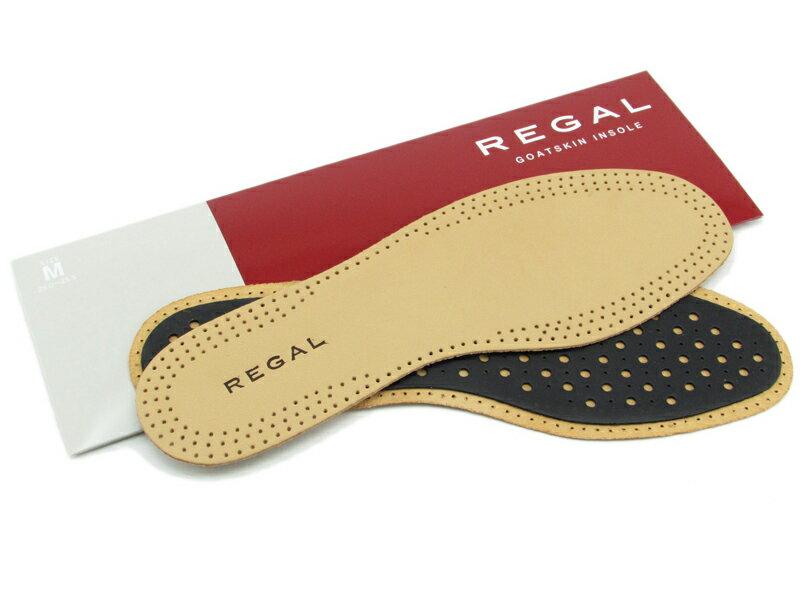 送料無料 リーガル 中敷き REGAL メンズ インソール  TY08 ゴートスキン インソール 紳士靴 ビジネスシューズ  ※他商品との同梱不可