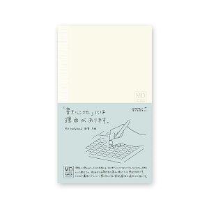 【MIDORIミドリ/デザインフィル】MDノート<新書> 方眼罫